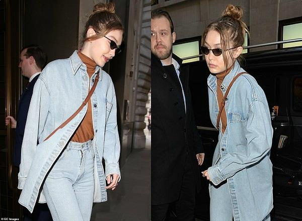 gigi hadid latest pictures