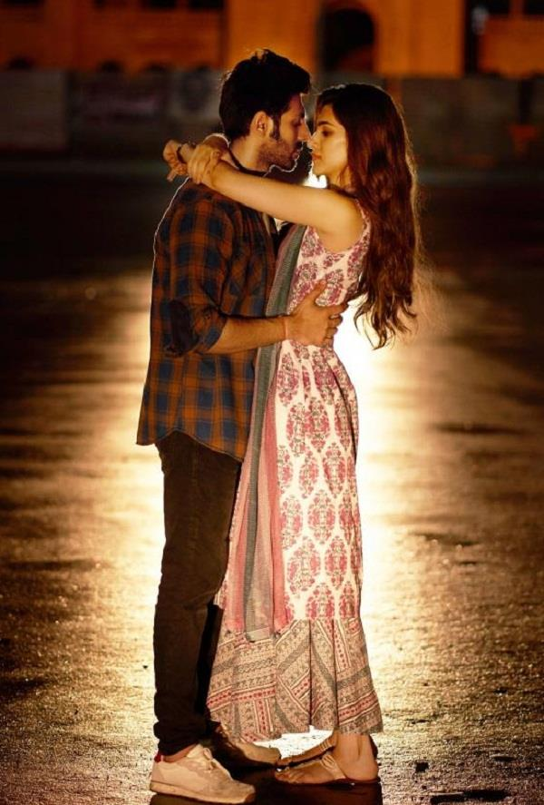 luka chuppi song duniya out