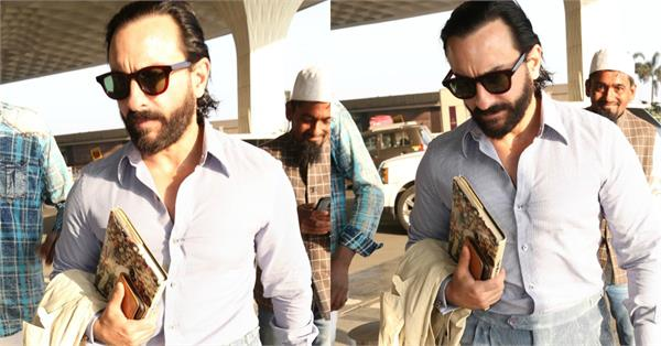 saif ali khan planning to start his father tiger pataudi biopic