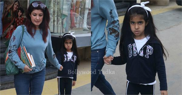 twinkle khanna daughter nitara