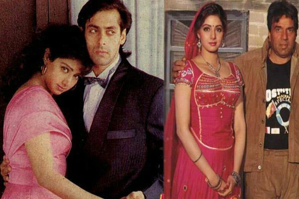 sridevi death anniversary and rare photos of chandni of bollywood