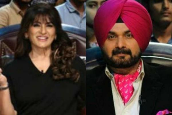 navjot singh siddhu sacked from the kapil sharma show