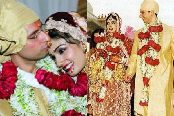 raveena tandon wishes hubby on anniversary