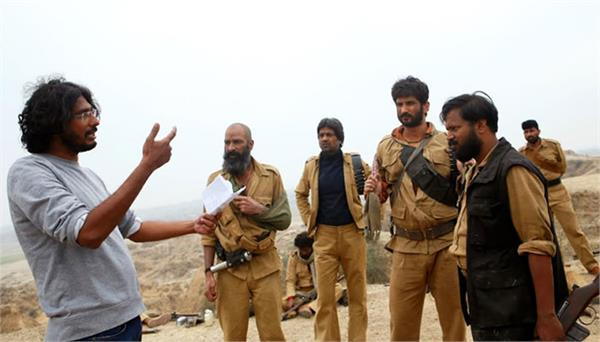 new technique used first time in sonchiriya shooting
