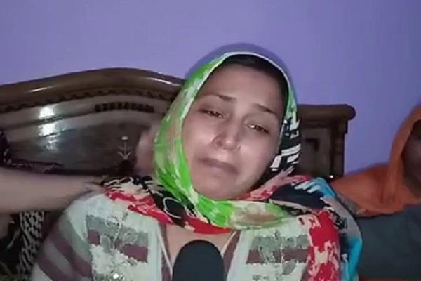 martyr sandeep singh wife said she take revenge with enemies