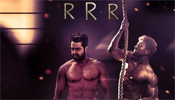 powerful actions scenes shot for rrr with 1000 actors