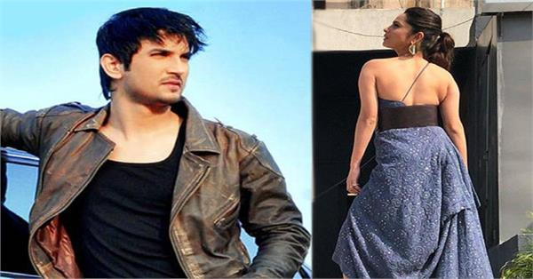 sushant want to work with ex girlfriend