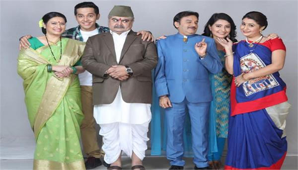 sony sab new tv show bhakarwadi launched today