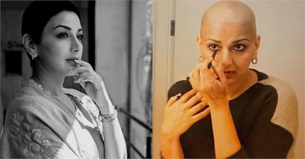 sonali bendre share post on world cancer day