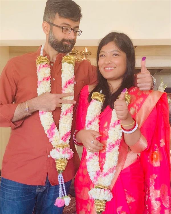 bipasha basu sister vijayeta basu do court marriage