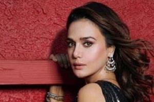priety zinta share picture on instagram