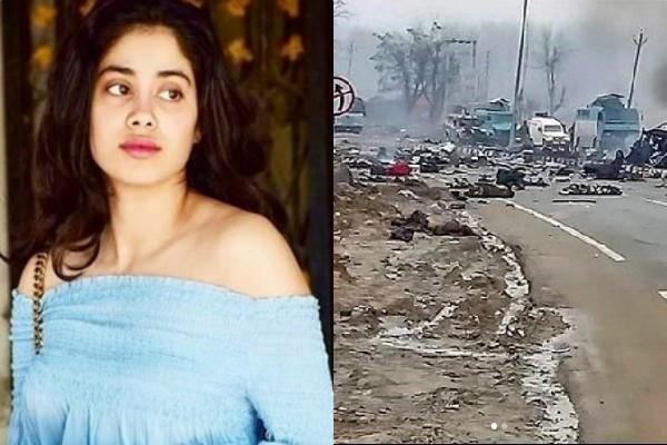 jhanvi kapoor react pakistan english newspaper