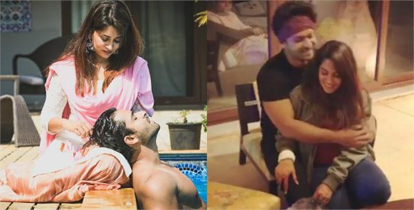 shoaib ibrahim dipika kakar celebrate their first wedding anniversary