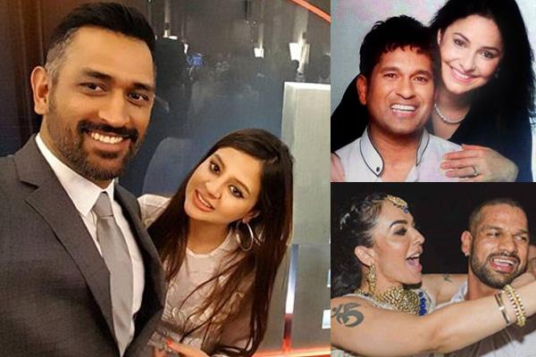 valentine day know indian famous cricketer love stories