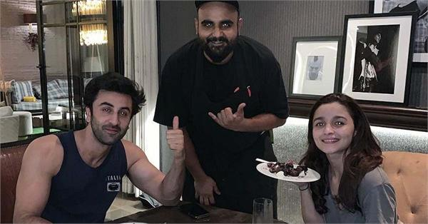 ranbir alia dinner date on valentine day