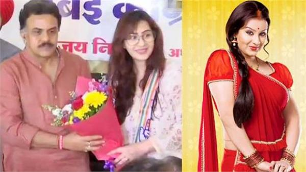 tv actress shilpa shinde join congress party