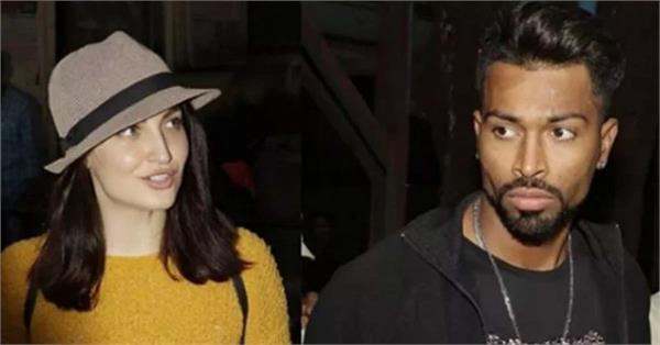 elli avram speaks about hardik pandya