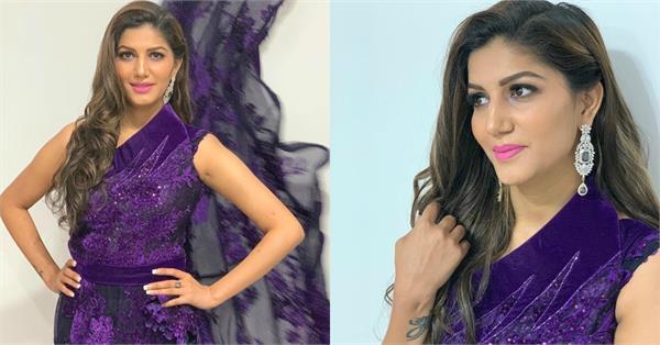 sapna choudhary glamorous photoshoot