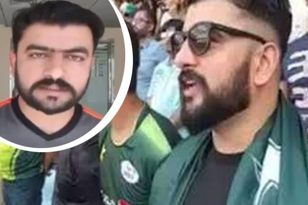 pakistani man adil taj give reaction on ind vs pak clash in cwc 2019