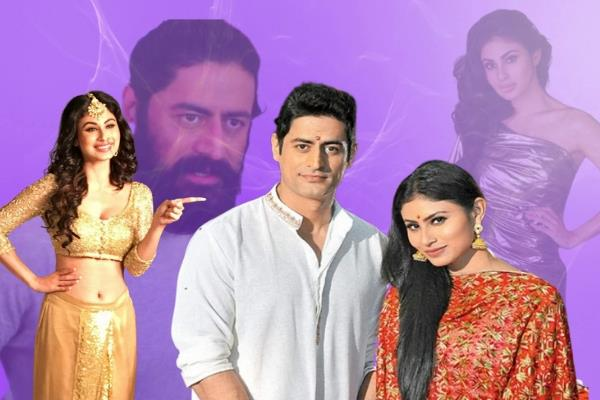 mohit raina saying about mouni roy