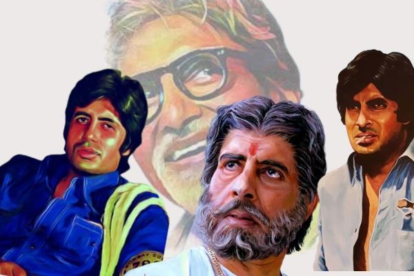 महानायक अमिताभ बच्चन ने सिनेमा में पूरे किए 50 साल, जादू बरकरार