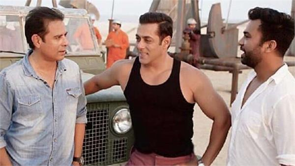 bharat movie of salman khan set 10 crore