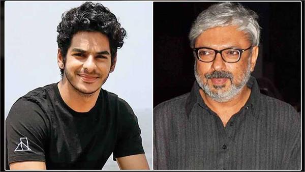 ishaan khattar will work in sanjay leela bansali