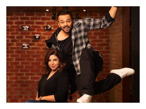 farah khan will do work with rohit shetty