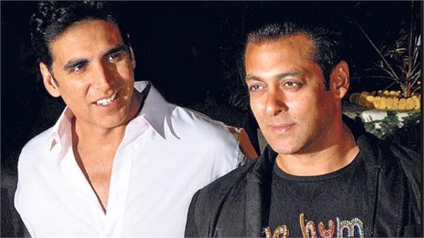 akshay kumar and salman khan box office