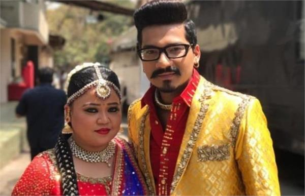 bharti singh and haarsh limbachiyaa to name their baby vikas