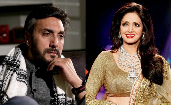adnan siddiqui apologize for posting sridevi pic