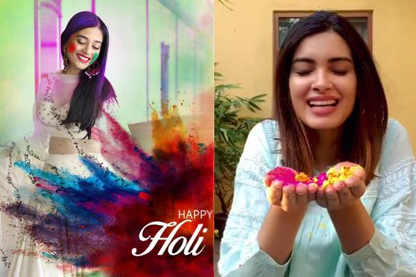 bollywood holi photos and wishes