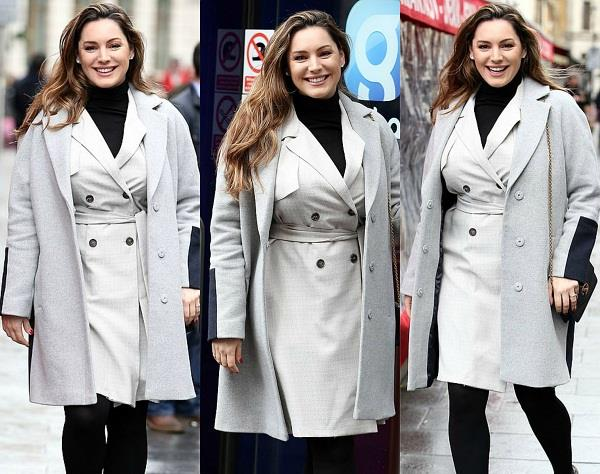 kelly brook latest pictures