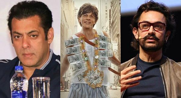 shahrukh khan movie zero enter in filmfare award