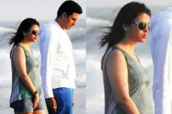 aishwarya spotting in goa with hubby abhishek