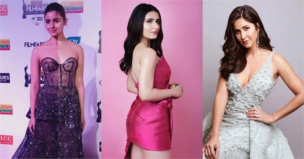 alia bhatt to jhanvi kapoor and other celebs at filmfare awards 2019