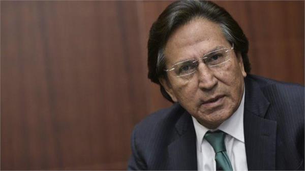 ex peru president arrested in menlo park drunkenness case