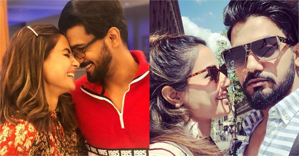 hina khan and her boyfriend rocky jaiswal will be participate in nach baliye