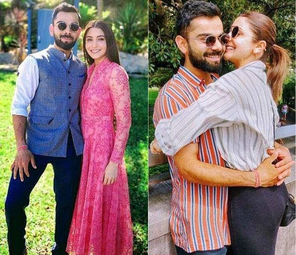 virushka used fake names while talking to caterers in wedding