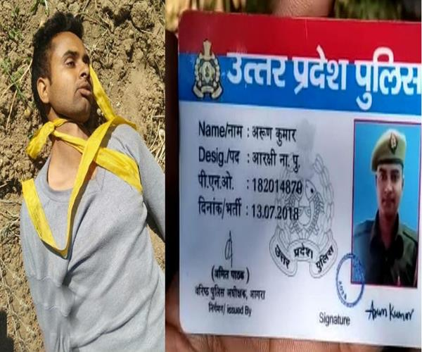 sepoy s body hanged from tree in mathura  in law was illegal relations