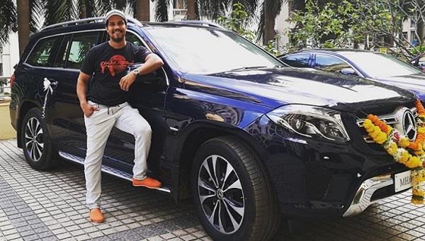 randeep hooda buy a new car