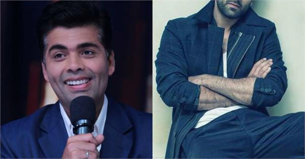 ranbir kapoor knows the password of karan johar mobile