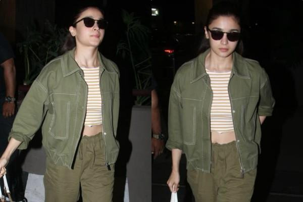 alia bhatt spotted in stylish looks at airport