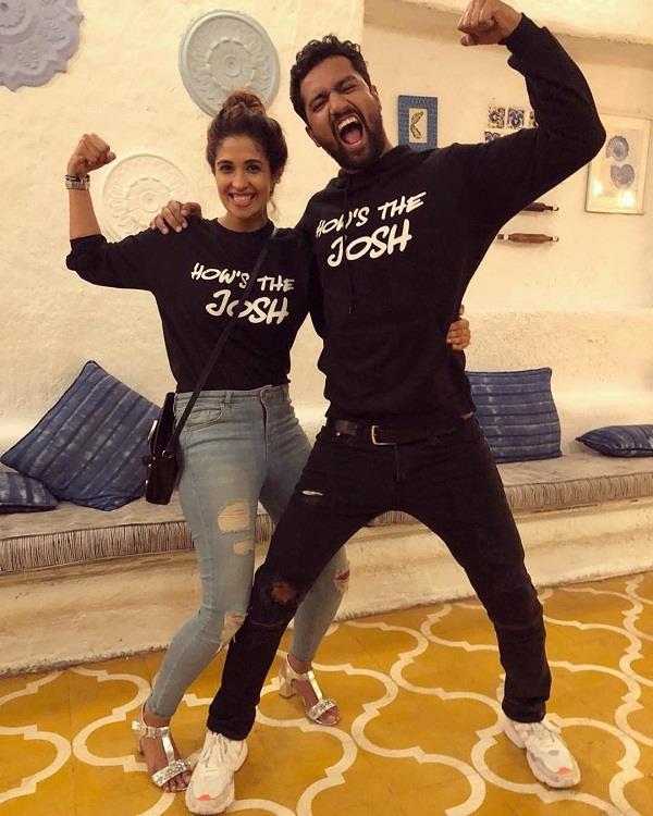 vicky kaushal breakup with girlfriend harleen sethi