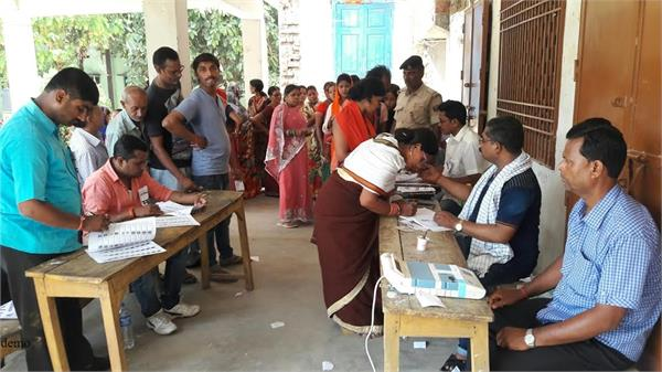 report on the shortcomings of polling stations in gorakhpur by march 30