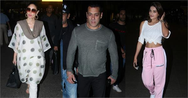 salman khan to kareena kapoor bollywood stars spotted at airport