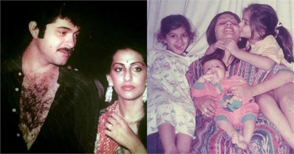 anil kapoor sonam kapoor shared throwback picture on sunita kapoor birthday