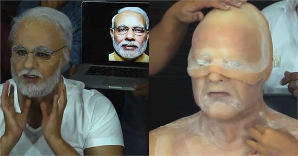 6 घंटे में विवेक ओबेरॉय ऐसे बने 'पीएम मोदी', सामने आई मेकिंग वीडियो