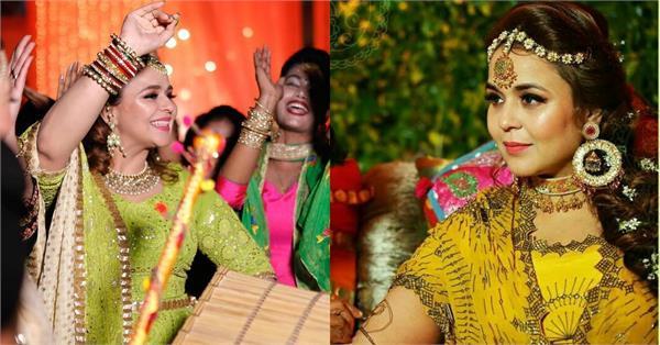 kapil sharma ginni chatrath mehendi ceremony unseen pictures viral