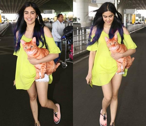 adah sharma latest pictures